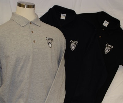Golf Shirt-Long Sleeve