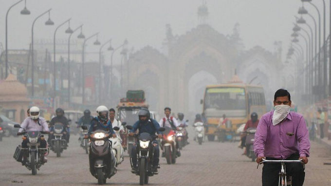 Polluted Air Is Rife in Uttar Pradesh – but Not Yet in Its Corridors of Power
