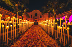 Spain Wedding decorations marbella