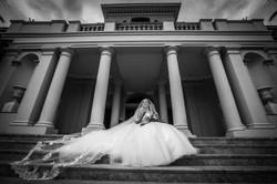 Bride with a dream