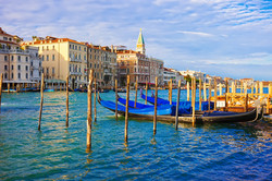 Venice for a romantic weekend