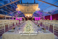 Marquee Luxury Wedding Marbella