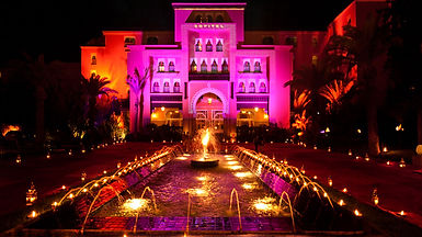 Marrakeck Weddings and designers