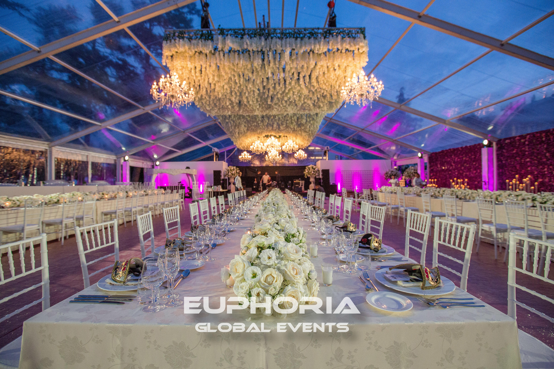 Timeless Wedding Euphoria Style
