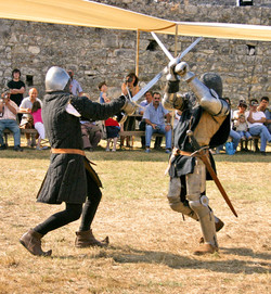 Sword Fighting London