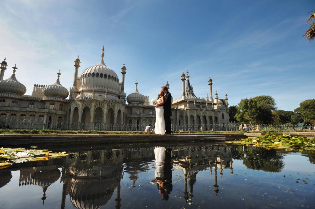 James Pike - Royal Pavilion
