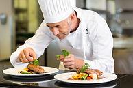 Chef main dish