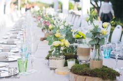 Private beach wedding marbella