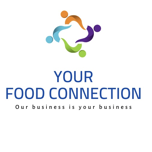 your food connection logo