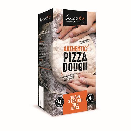 Frozen Pizza Discs (4 Pack)