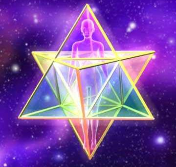 Creating Healthy Boundaries – Merkaba (Star Tetrahedron)