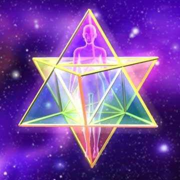 Creating Healthy Boundaries – Merkaba (Star Tetrahedron)