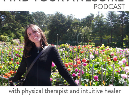 Find Your Awesome podcast with Ana Marinho