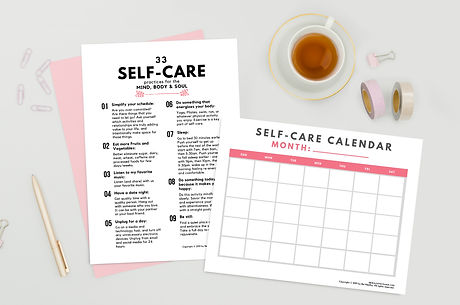 SelfCareKit Be Healthy