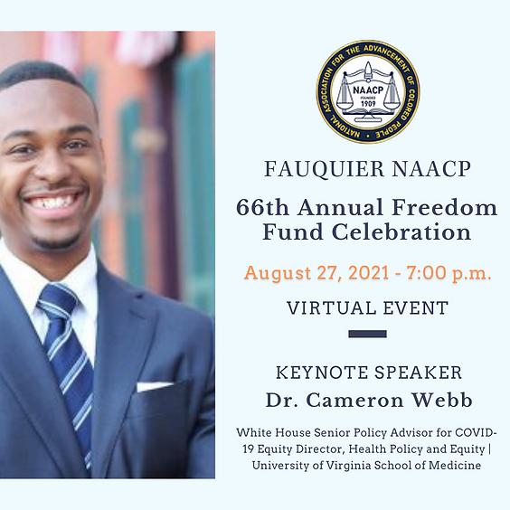 66th Annual Freedom Fund Celebration