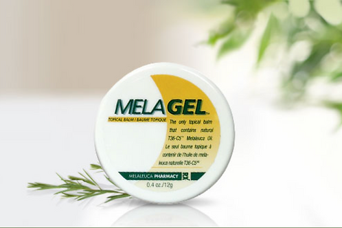 MelaGel® Topical Balm Disk - 12g