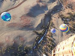 South Dakota Balloon Ride