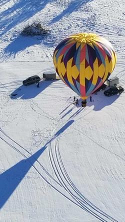 Balloon South Dakota