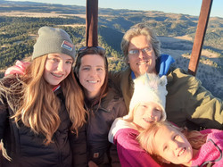 Family Balloon Ride
