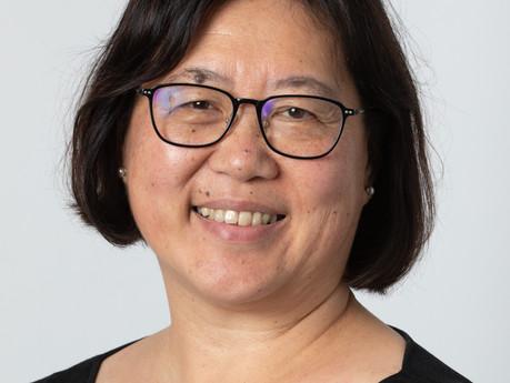 Tiger Profile: Vivian K. Lin