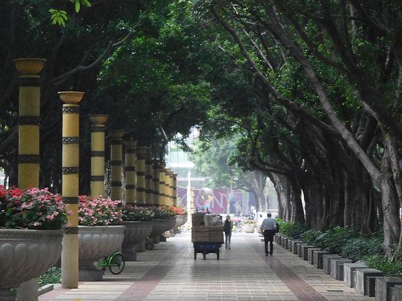 HTL China Shaded walkway to mall.jpg