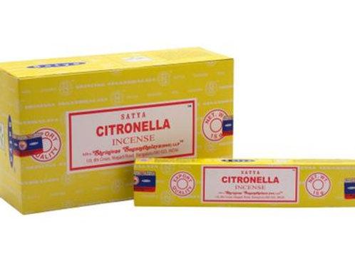 Satya Citronella (15 grams)