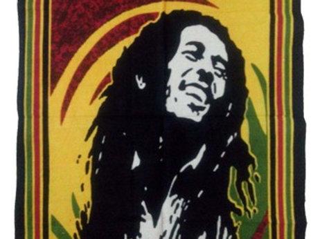 """Tapestry Bob Marley Black & White (30""""x40"""")"""