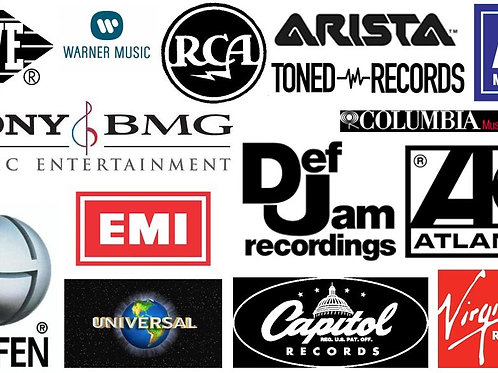 RECORD LABEL package (platinum) 1 album