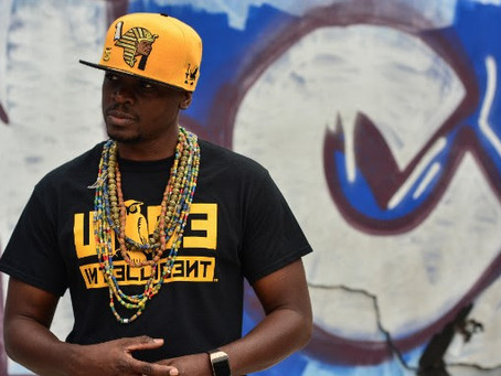 WISE INTELLIGENT: Bringing back HIPHOP from the GoldenEra to the Information Age