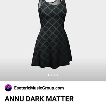 Annu DARK MATTER 👗 dress👑100%QualityGuaranteed👑👁Shop here👁
