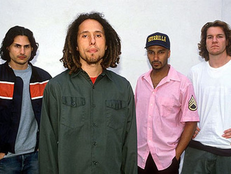 Rage Against the Machine Re Unite complete with 2020 tour