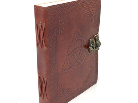Paper Journal Triquetra