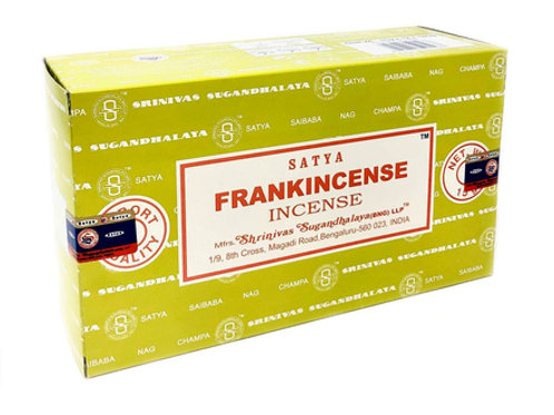 Satya Frank Incense (15 grams)