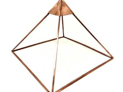 """Copper Pyramid 9"""""""