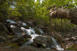 Водопады Киргизии