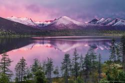 Сумеречное озеро