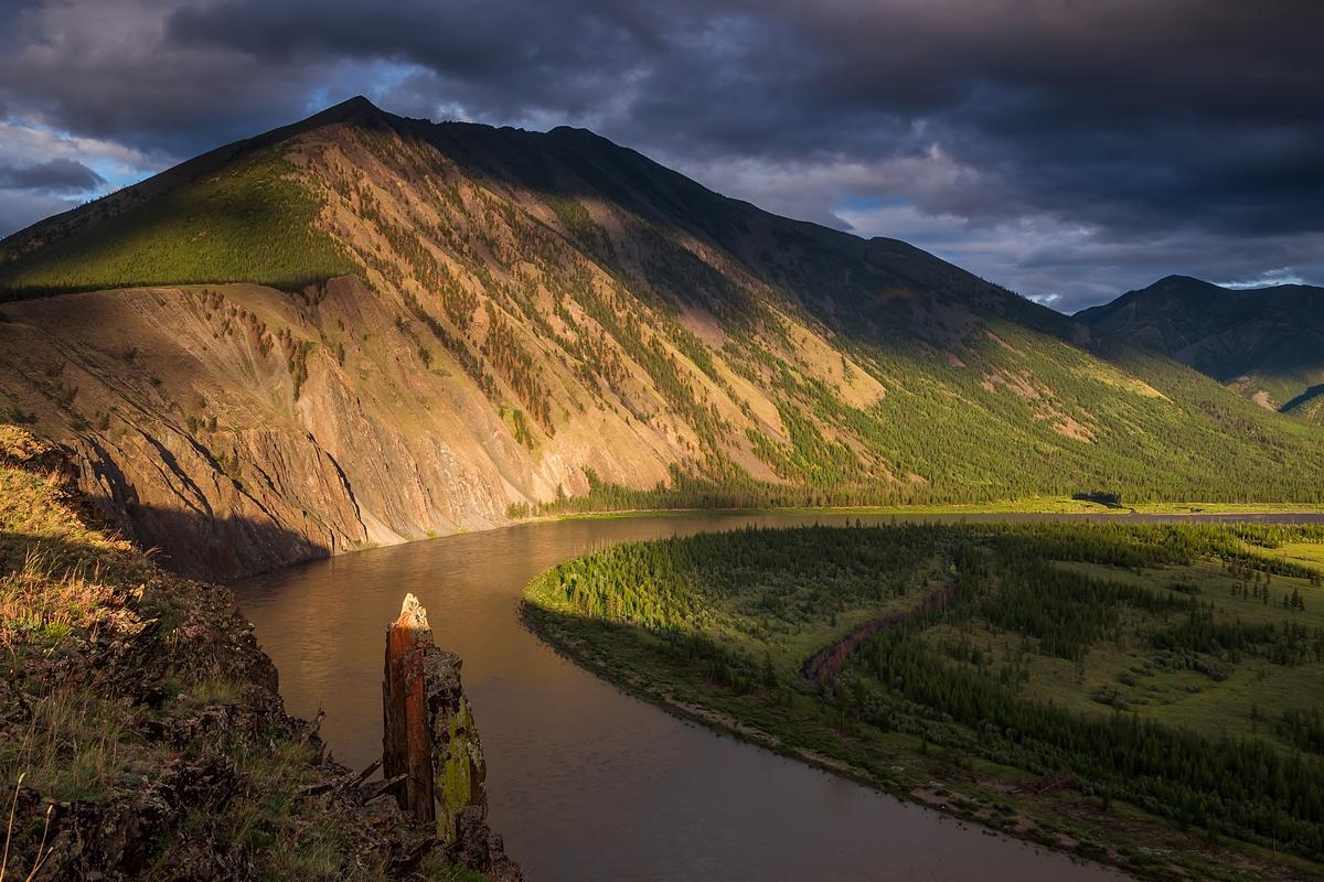Северные реки