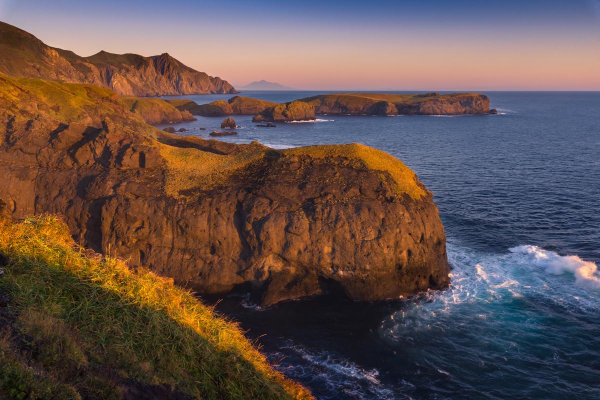 Остров Шикотан - Мыс Край Света