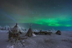 Ямальская ночь
