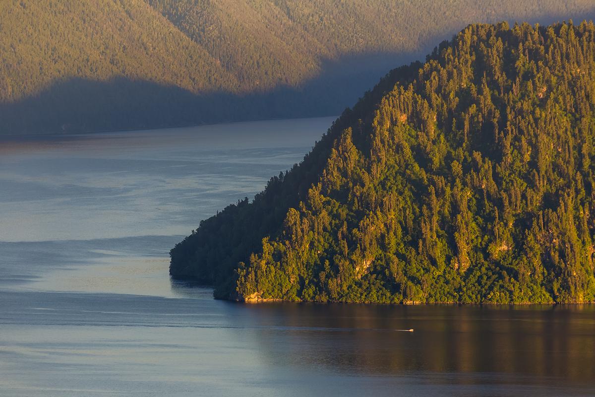 Атай. Телецкое озеро