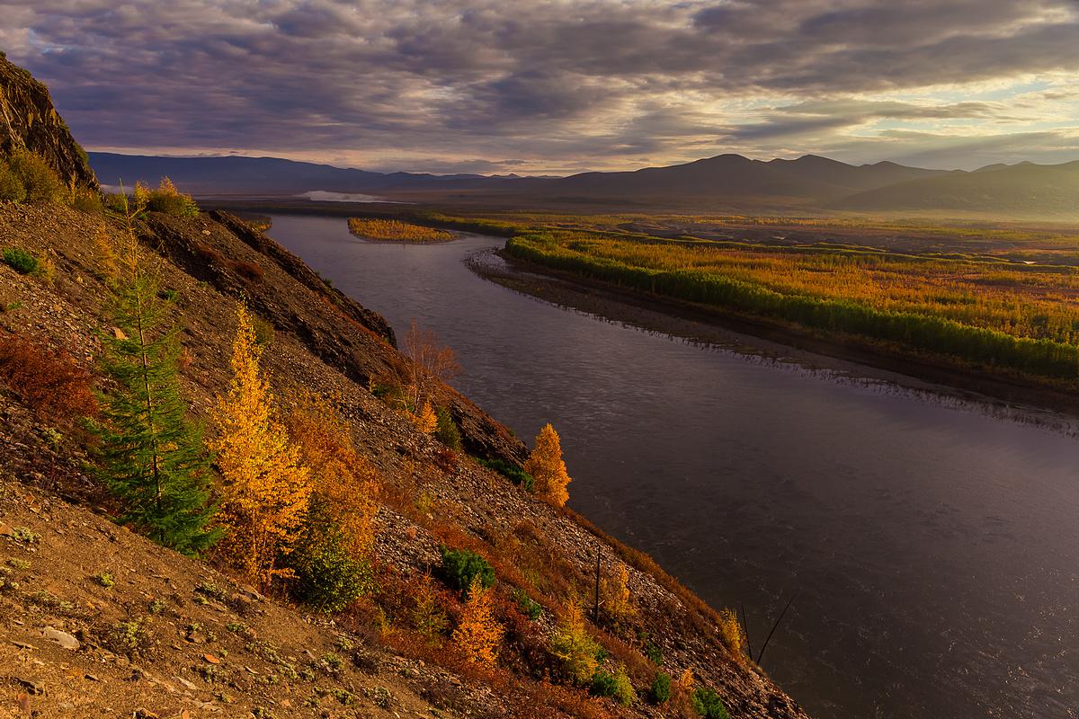 Великая река Колыма