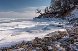Берега Байкала