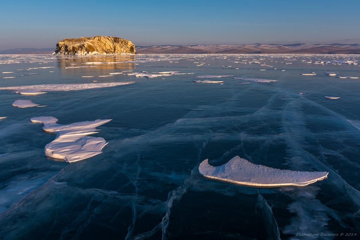 Вечер на льду