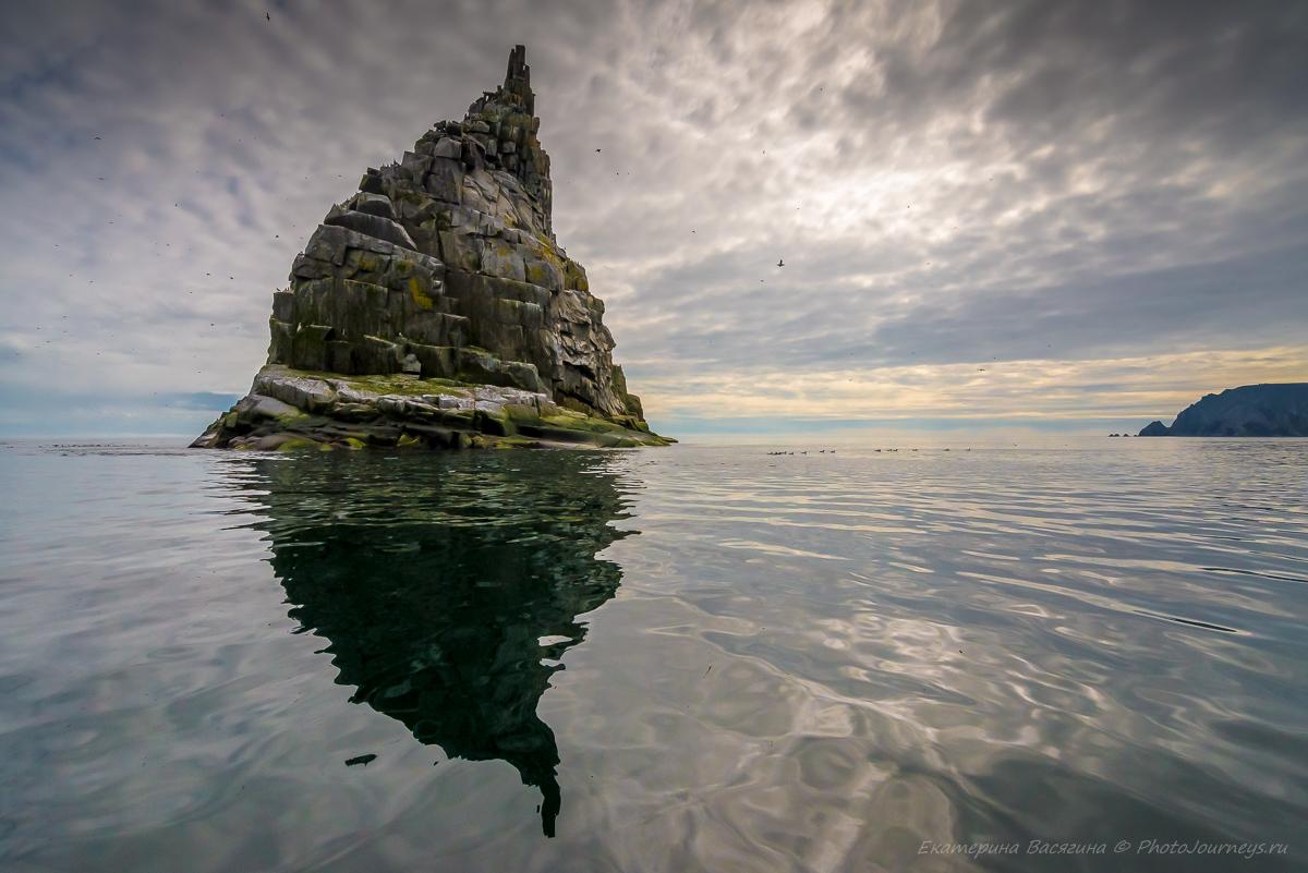 Охотское море, Ямские острова (1)