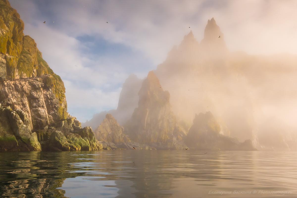 Охотское море - Ямский архипелаг (5)