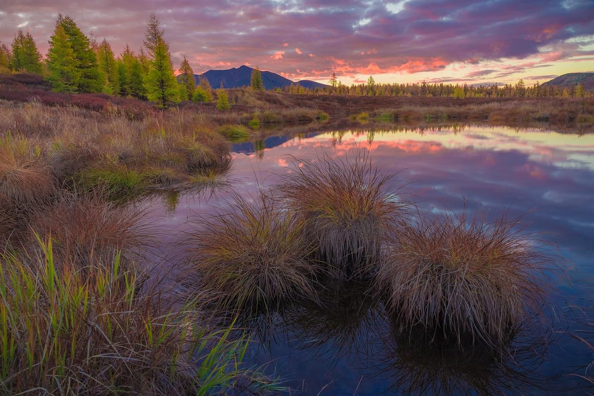 Эликчанские озера