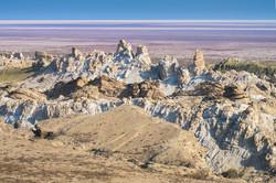 Узбекистан.Аральское море
