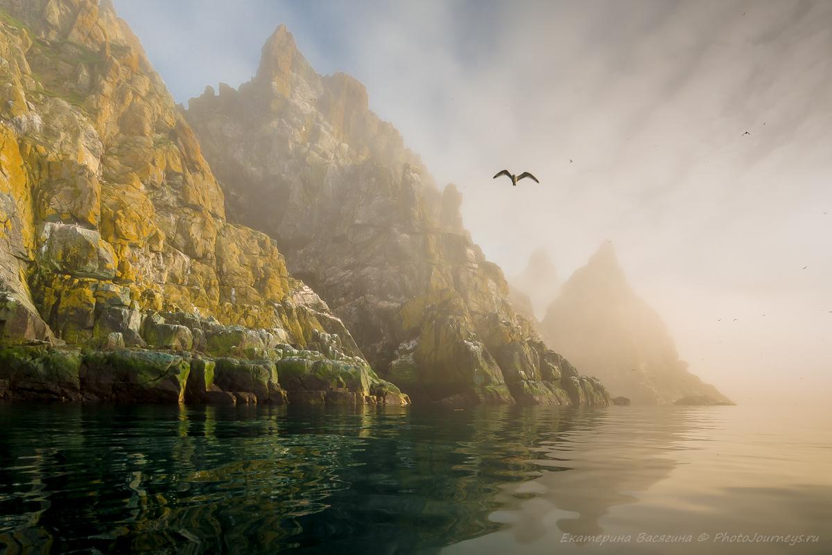 Удивительные Ямские острова