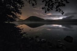 Ночь на Горячем озере