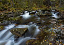 Жигаланские водопады